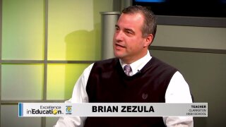 Excellence in Education – Brian Zezula