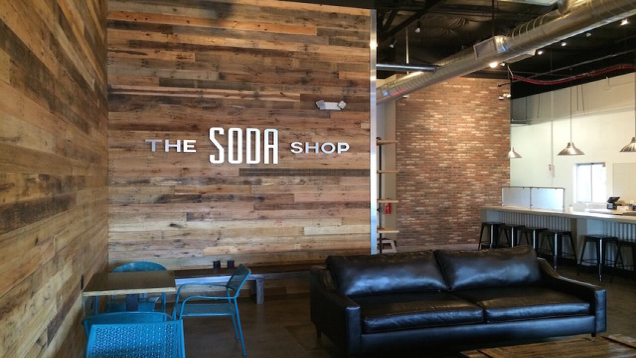 The new soda shop that has Gilbert buzzing