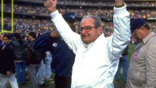 Chargers owner Alex Spanos dies at age 95