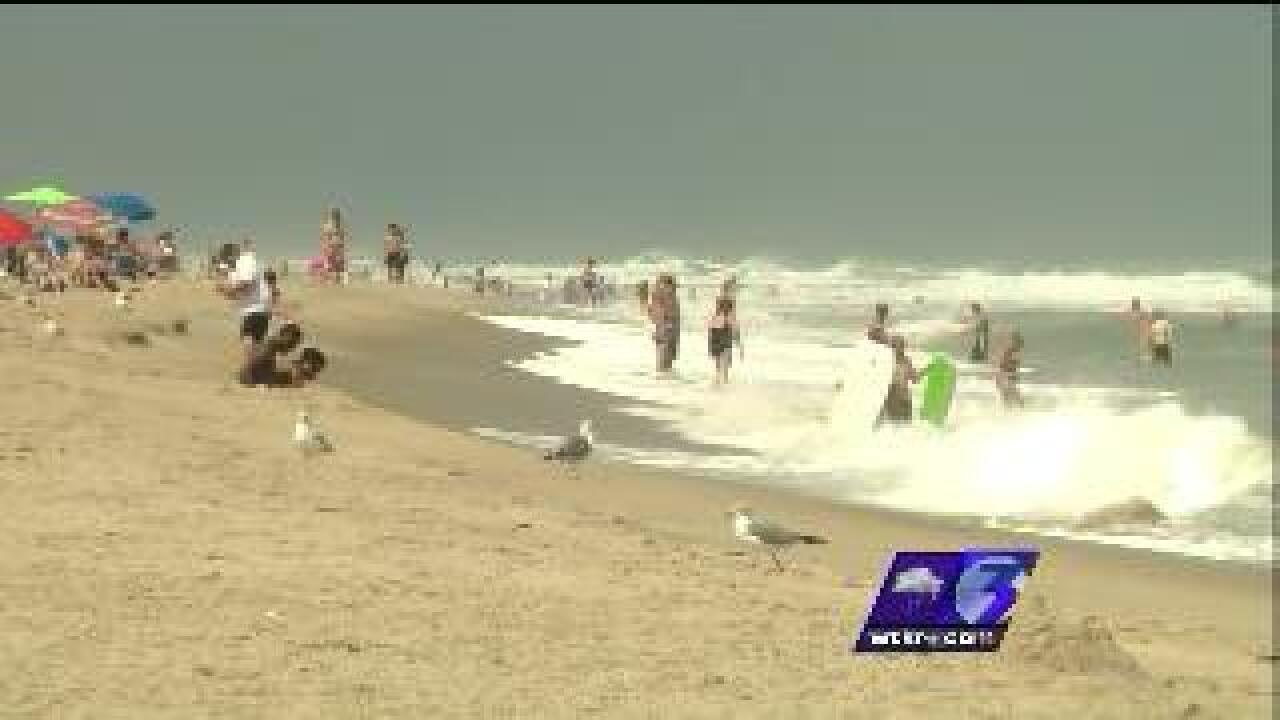 Fewer lifeguards on patrol at Oceanfront