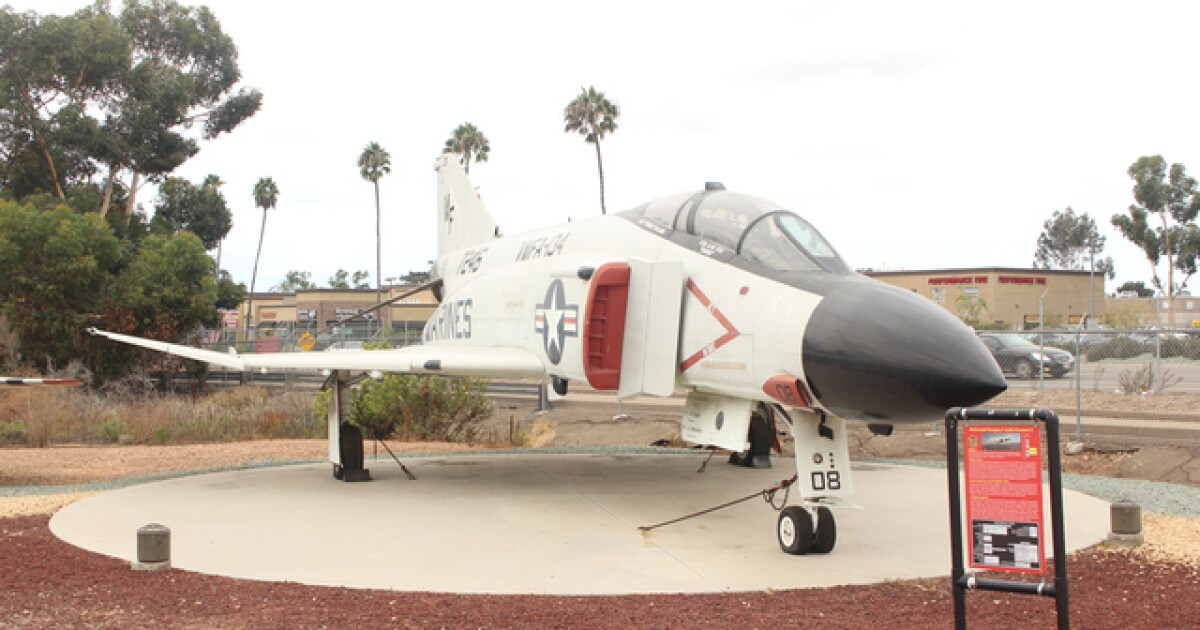 MCAS Miramar Flying Leatherneck Museum to close permanently