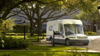 New USPS Trucks Are The First Update In 30 Years