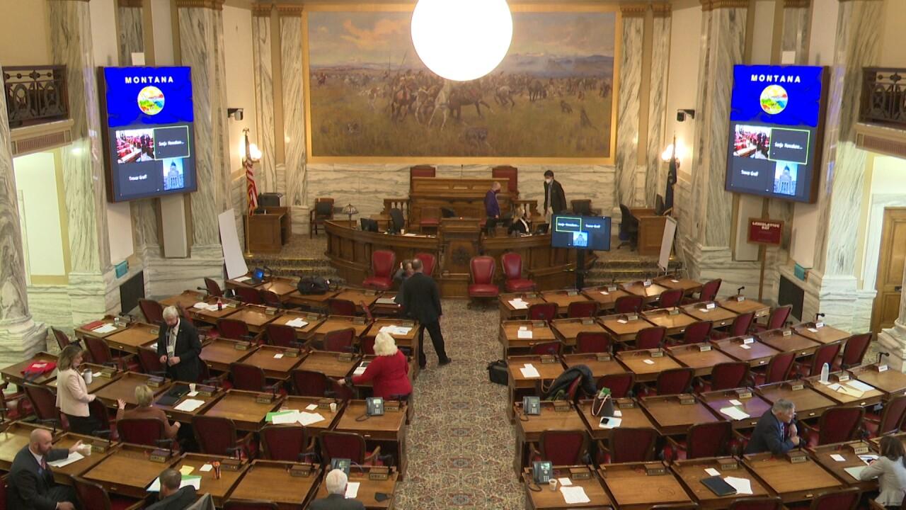 Montana House Chamber