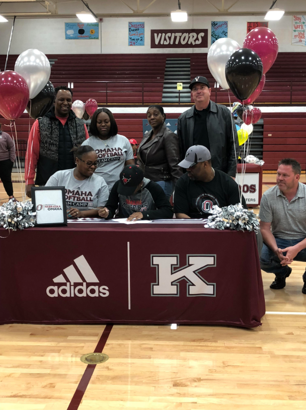 Killeen High School Signing Day