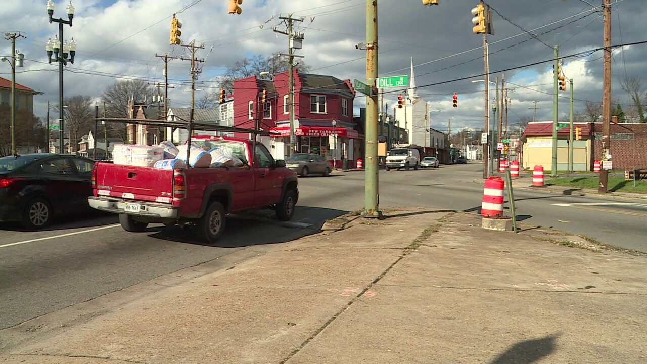 New roundabout to reduce crashes at Richmond's Six Points underconstruction