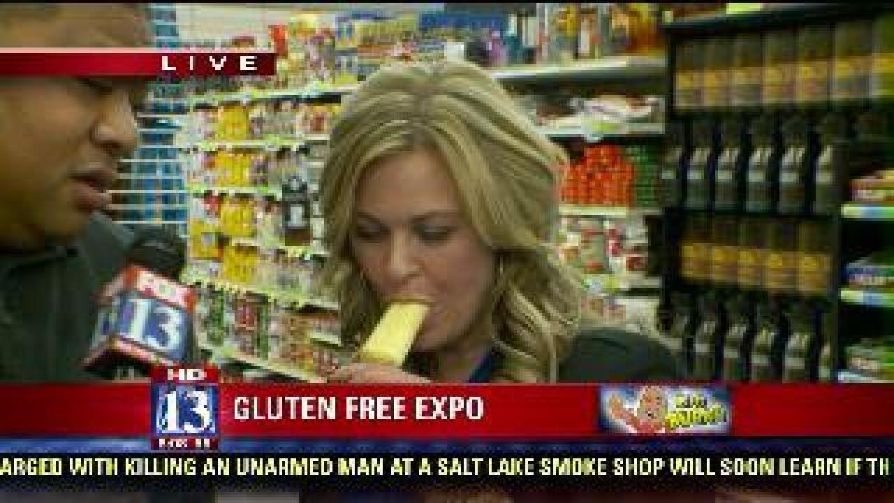 Big Budah previews Gluten Free Expo