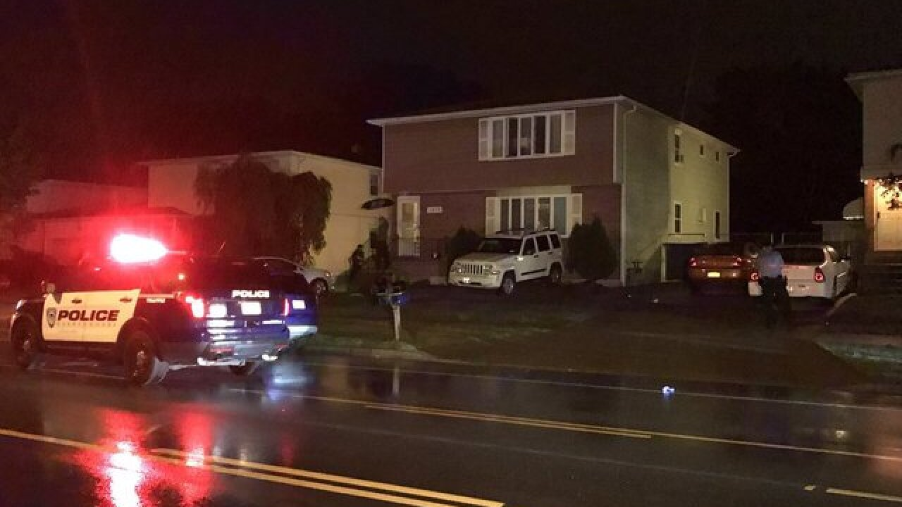 Car mangled, house hit in overnight Depew crash