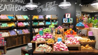 Lush Cosmetics Mayfair.JPG