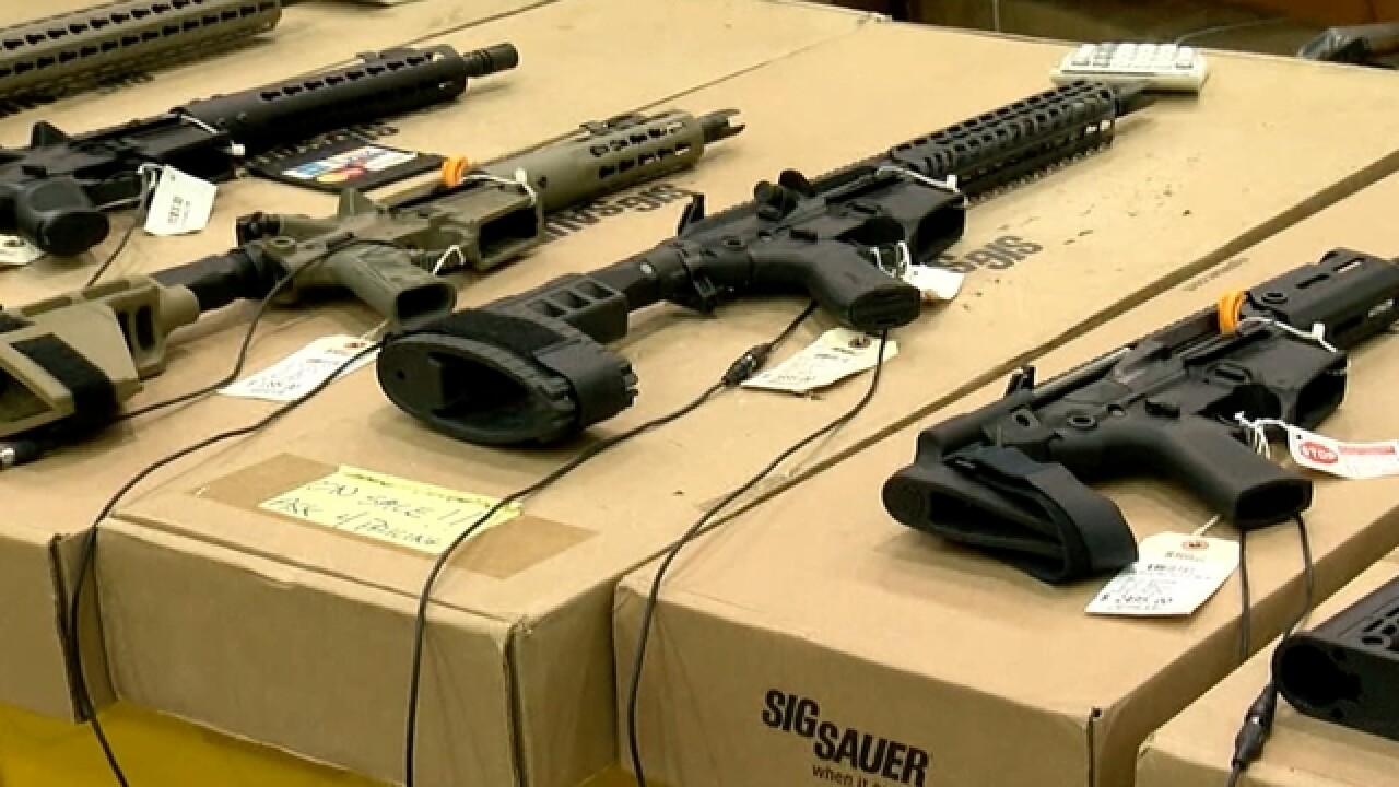 Upcoming Florida Gun Show raises questions about