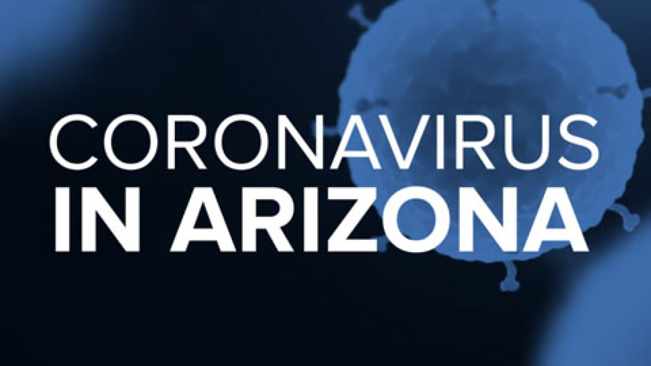 Pima County reports first coronavirus-related death