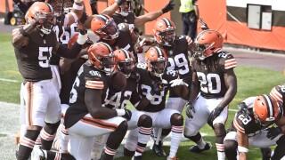 Washington Browns Football