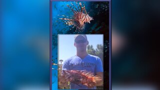 Record lionfish caught in Gulf of Mexico Oct. 18, 2020