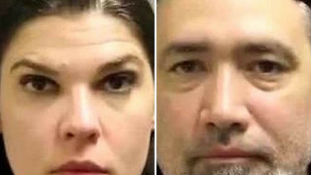 Texas couple accused of leaving 11-year-old daughter home alone while attending concert in Detroit