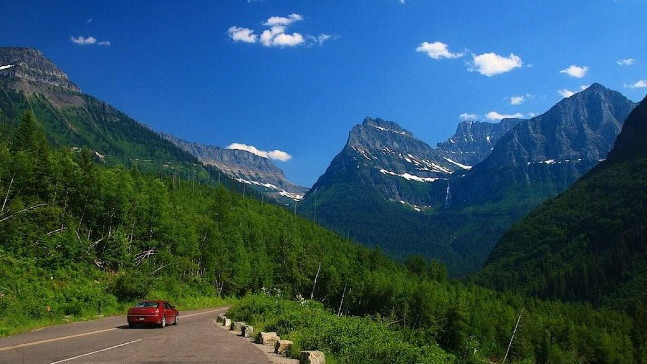 Going-to-the-Sun Road partially opening in Glacier National Park