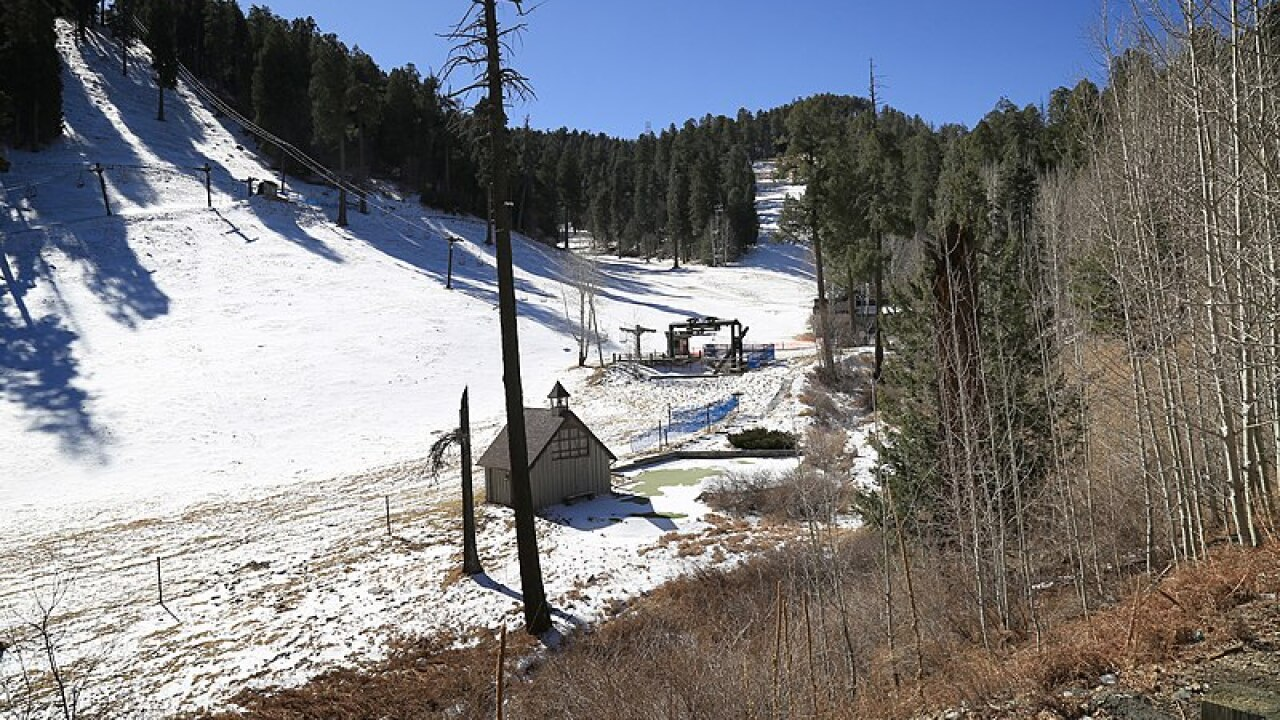 weekend rain, snow may affect snow levels at ski valley