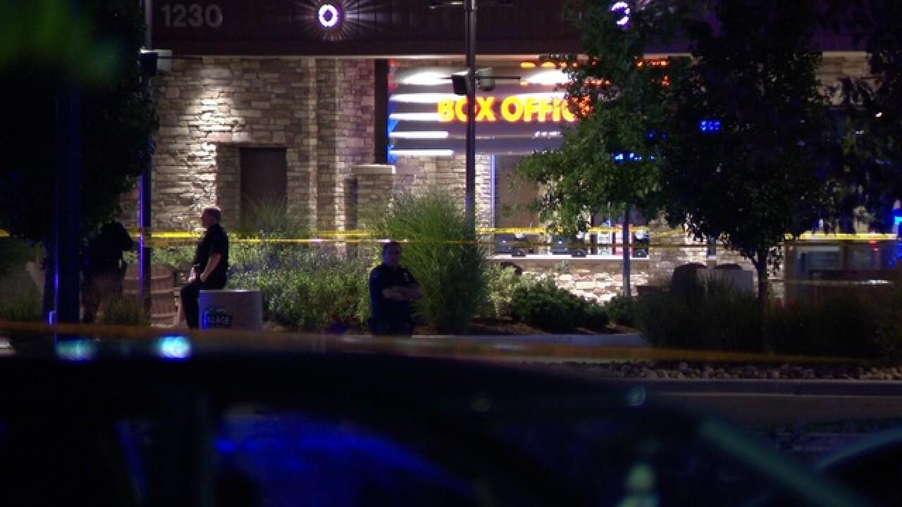 Police shoot, kill man outside Longmont Theater
