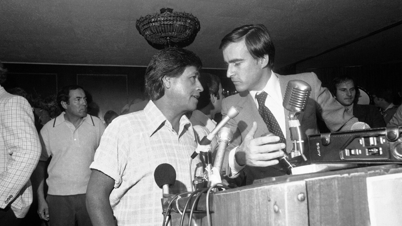 Jerry Brown, Edmund Brown, Cesar Chavez