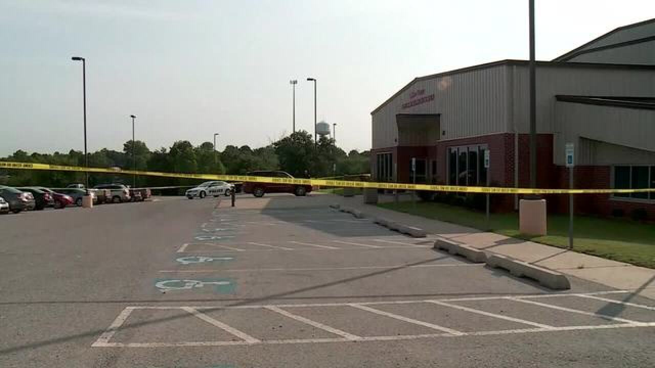 One injured in reported stabbing at Oklahoma City-area high school