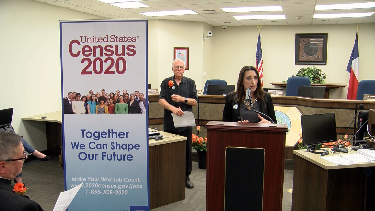 Leaders, organizations unite to encourage census participation