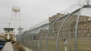 Inmates rampage through offices, set fires at Kansas prison