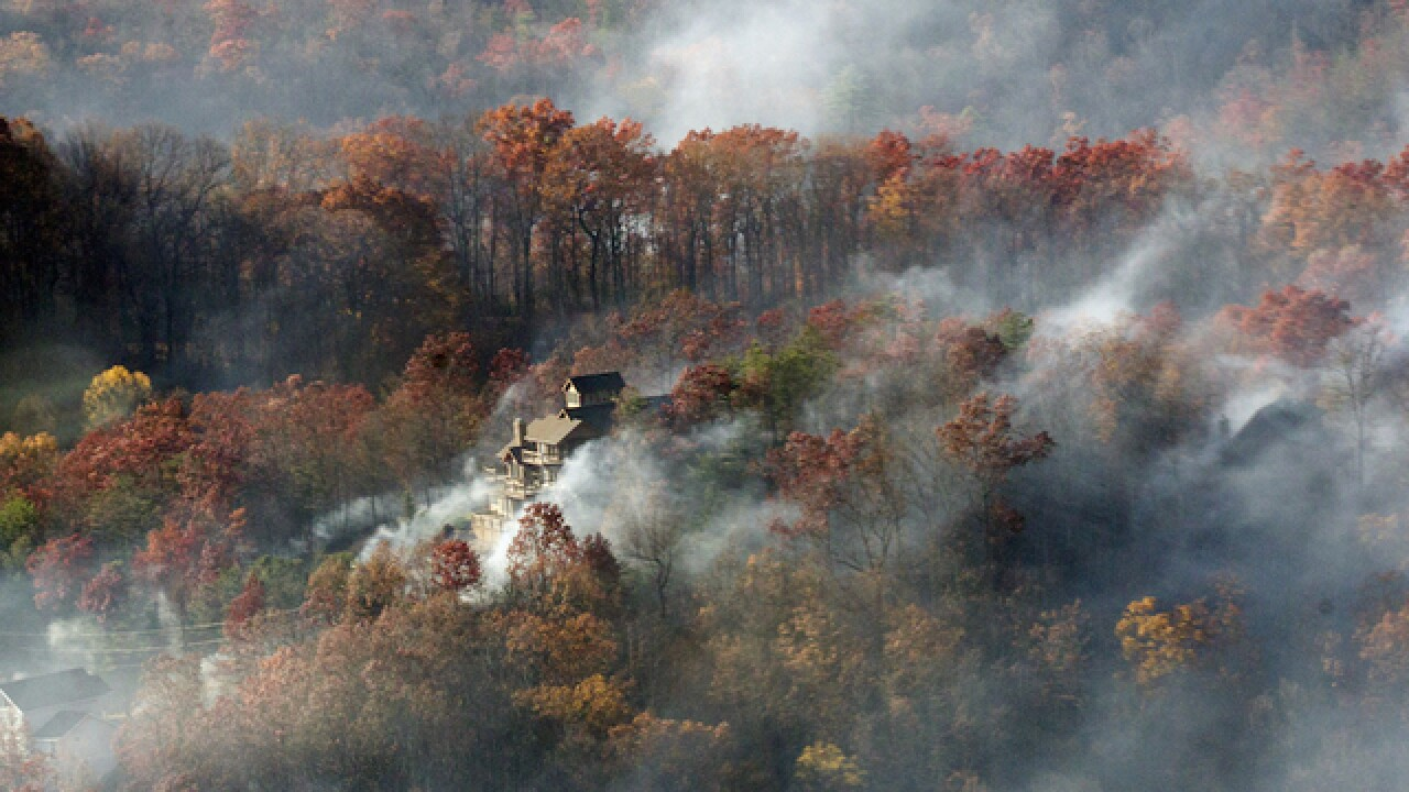 7 dead in wildfire that scorched Gatlinburg