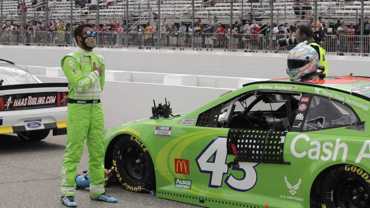 Wallace leaving Richard Petty Motorsports at season's end