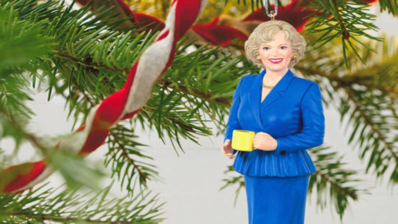 You Can Now Preorder A Holiday Ornament Of Rose From 'Golden Girls'