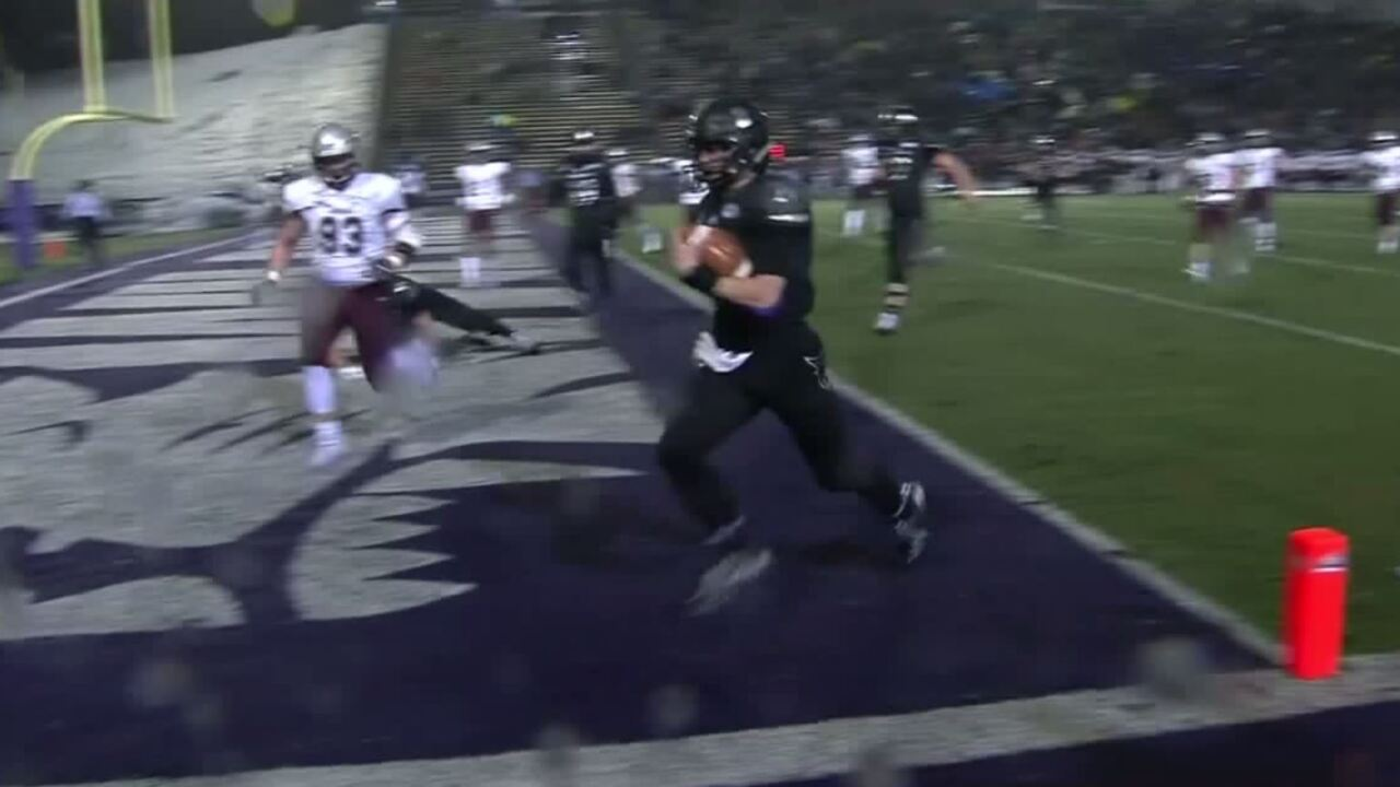 Weber State beats Montana to advance to FCS semifinals