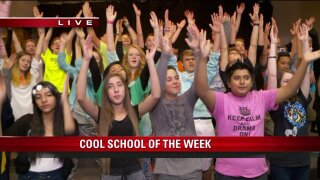"""Cool School"" of the week: West Jordan Middle School"