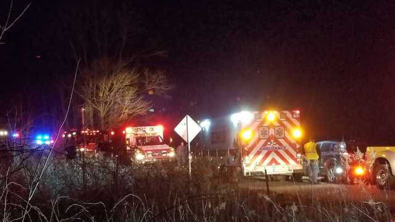 Police: No survivors in Indiana plane crash