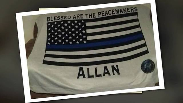 PHOTOS: Remembering Southport Police Department Lt. Aaron Allan