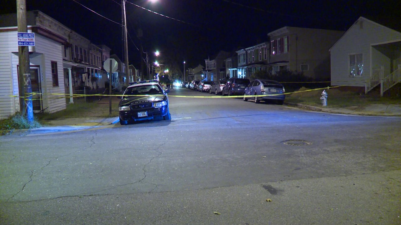 Police seek 2 suspects in Church Hillshooting