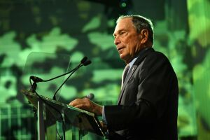 Former New York Mayor Michael Bloomberg files paperwork to run for president