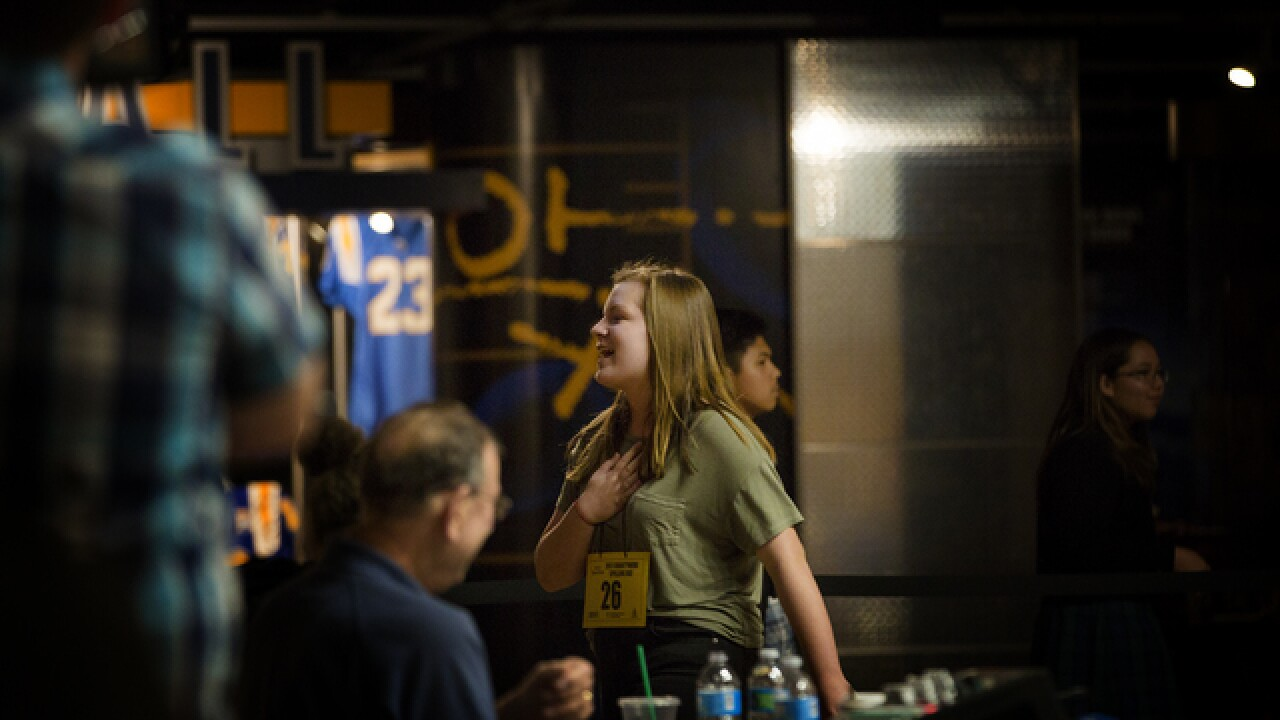 Photo Gallery: 2017 San Diego Spelling Bee