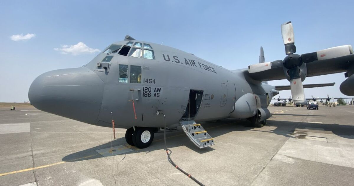 MT ANG is getting C-130 upgrades