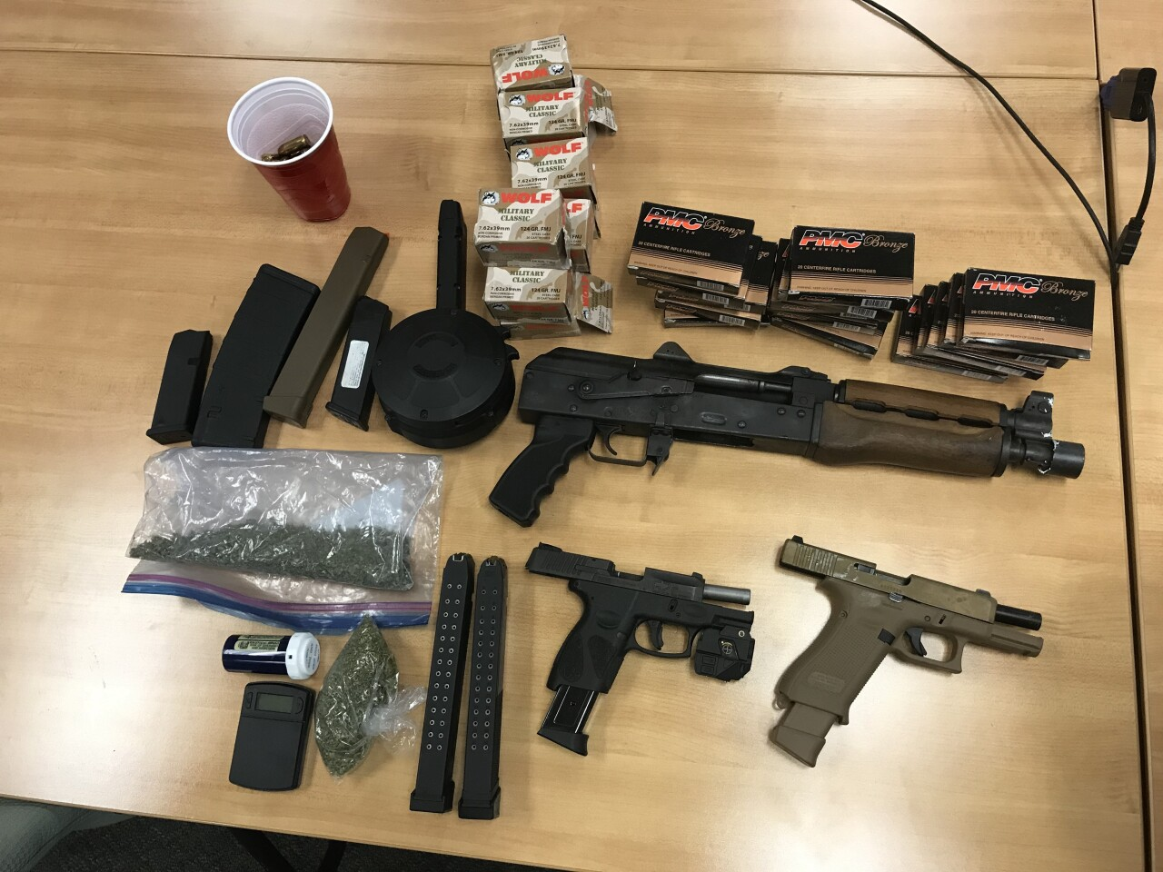 Teen drug and gun arrest Fort Myers.jpg