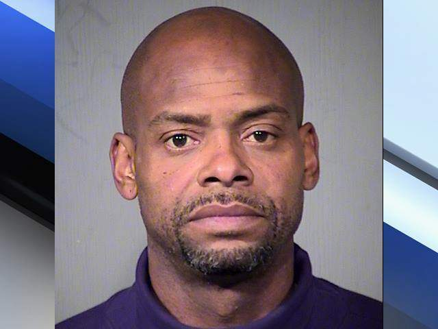 GALLERY: Professional athletes arrested in Arizona