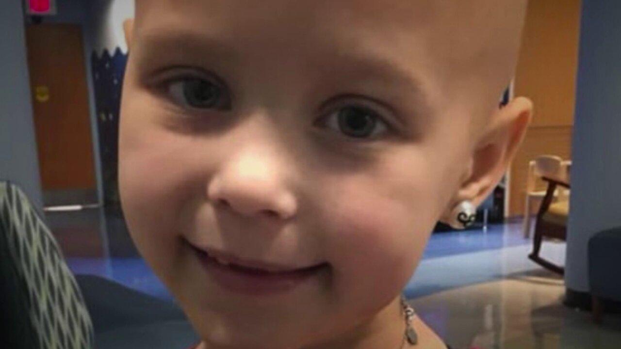 Little girl, big cancer battle: How St. Jude Children's Hospital is savinglives