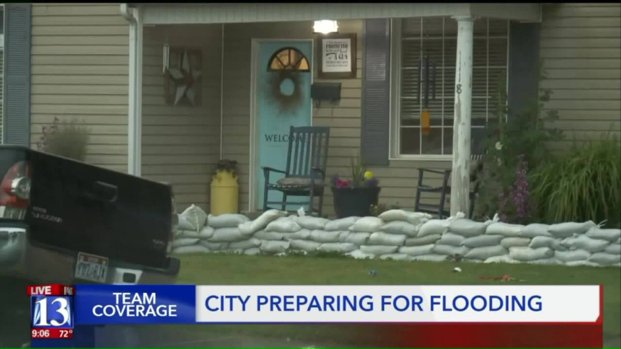 Lehi activates emergency operations center, prepares for possibleflooding