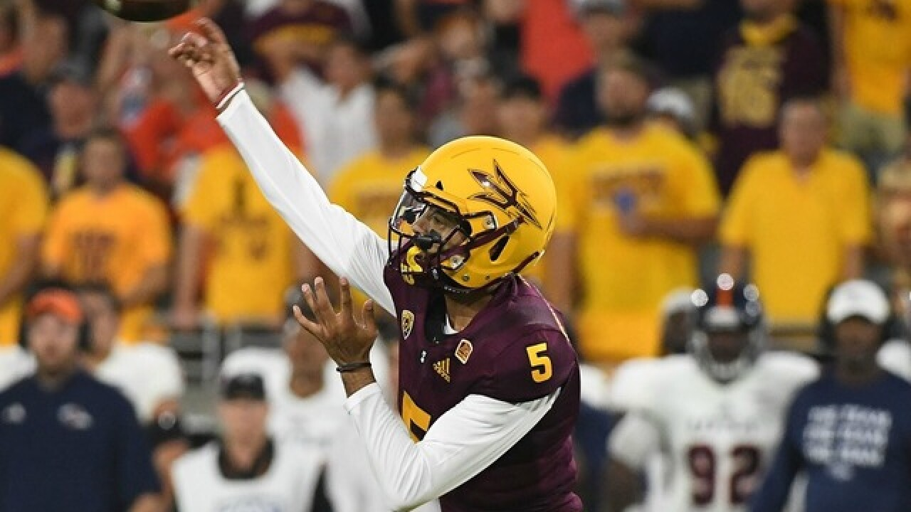 ASU looking to build on opening win with Michigan St up next