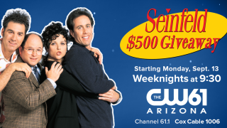 Seinfeld giveaway