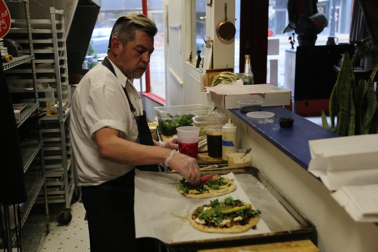 Chef John Chandler Middle East Side