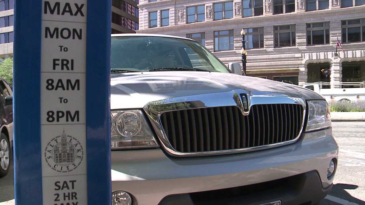 Parking meters to be back online by Wednesday in SLC