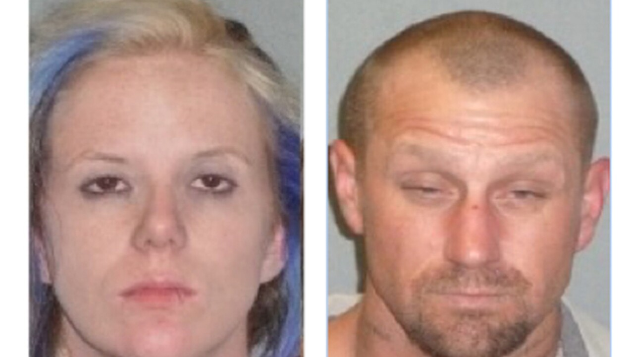 Pair arrested after high-speed chase on I-70