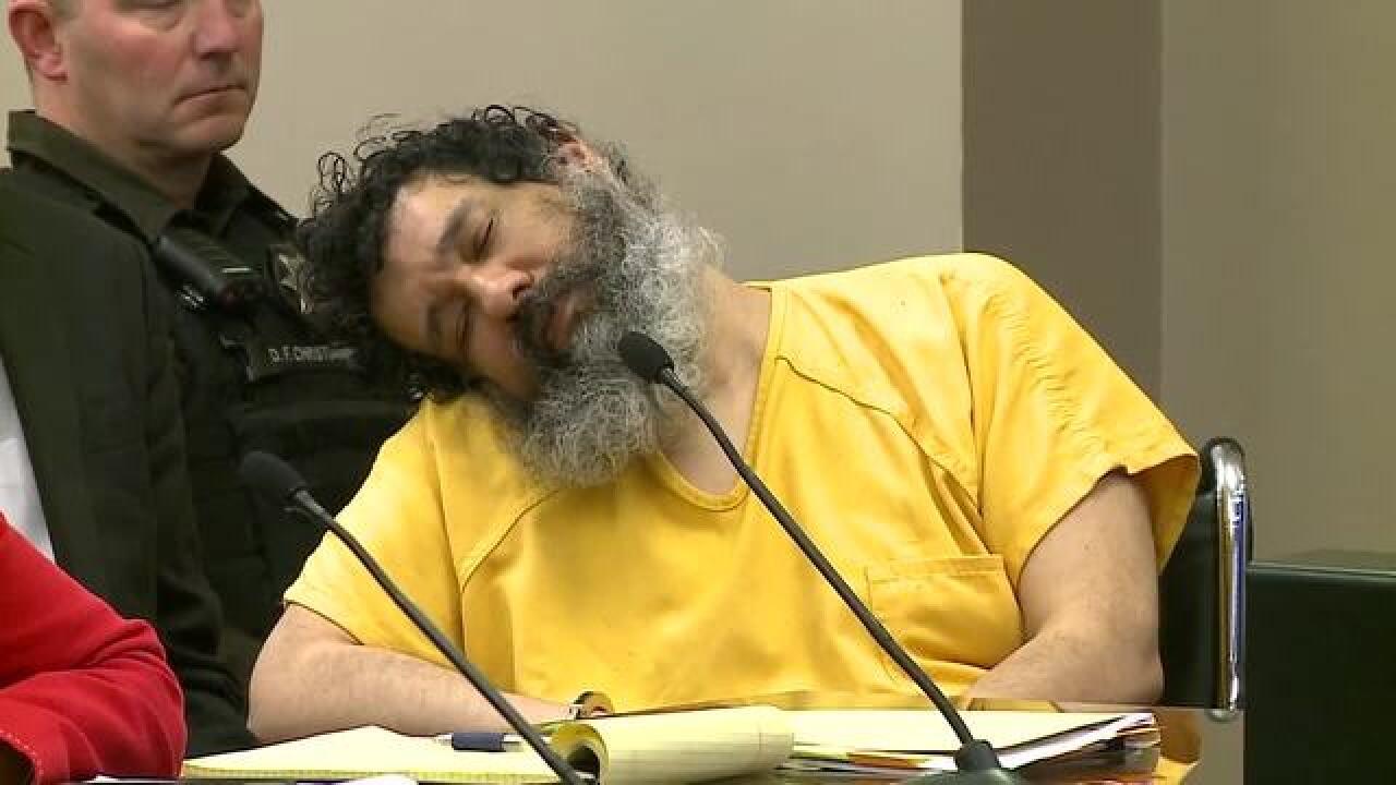 Nebraska man sentenced to death after bizarre hearing