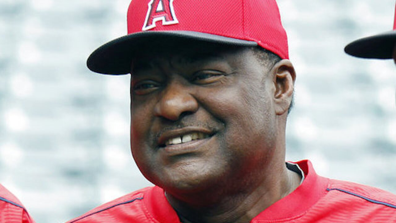 Don Baylor, former MLB MVP, dead at 68