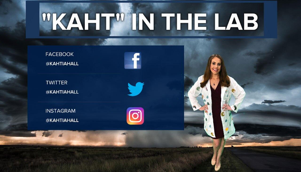 'Kaht' in the Lab social media graphic, Kahtia Hall