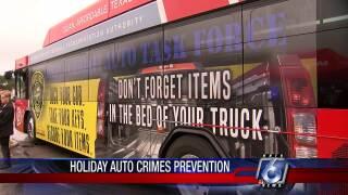 CCPD says 'Lock, Take, Hide' key to preventing auto burglary