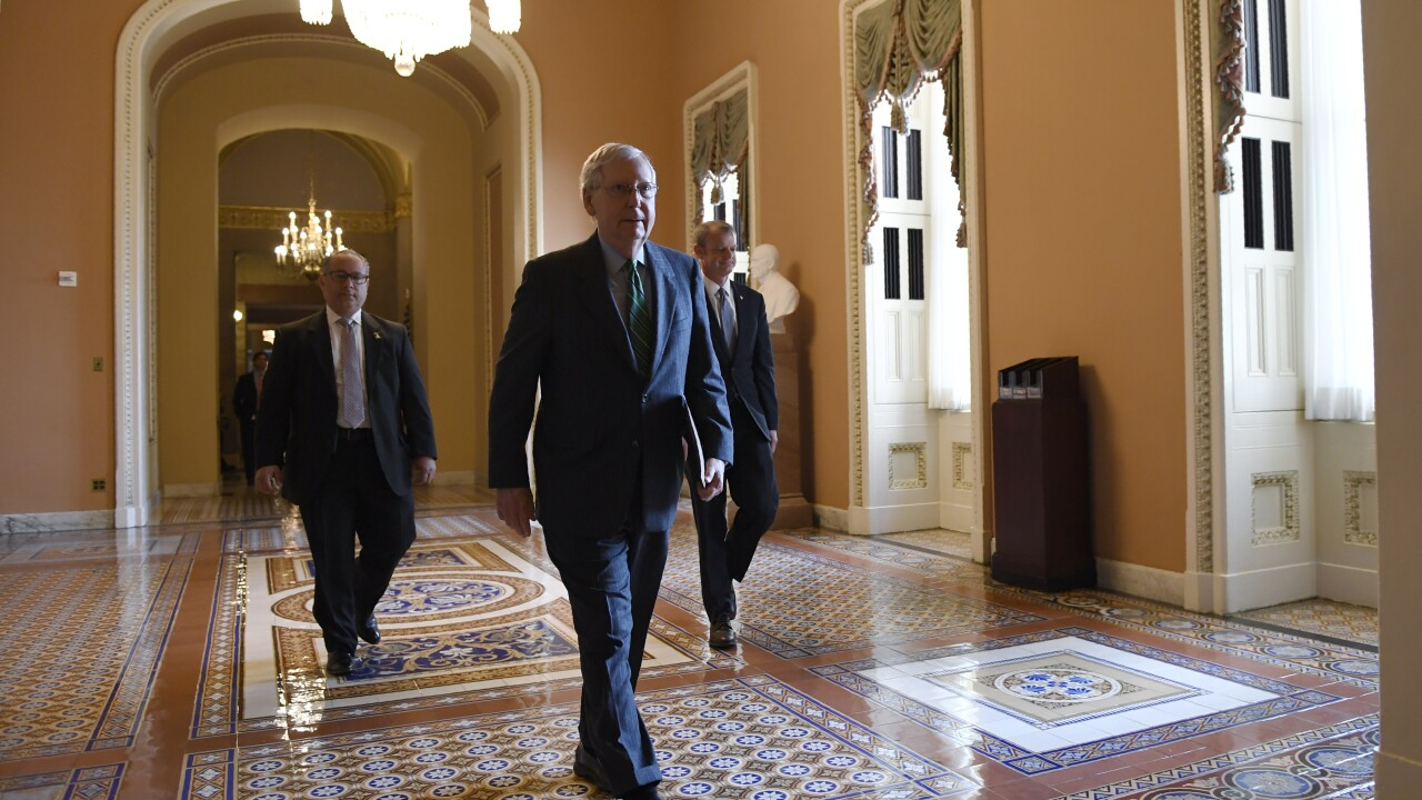 Senate GOP to unveil stimulus plan that includes $1,200 payments for most Americans