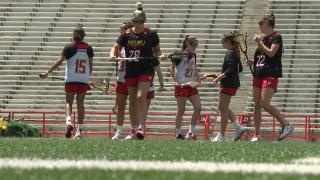 Terps women's lacrosse